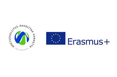 OPH ja Erasmus+ -logot